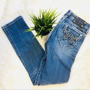 Miss Me Skinny Jeans girls kids JK530758 MK 41